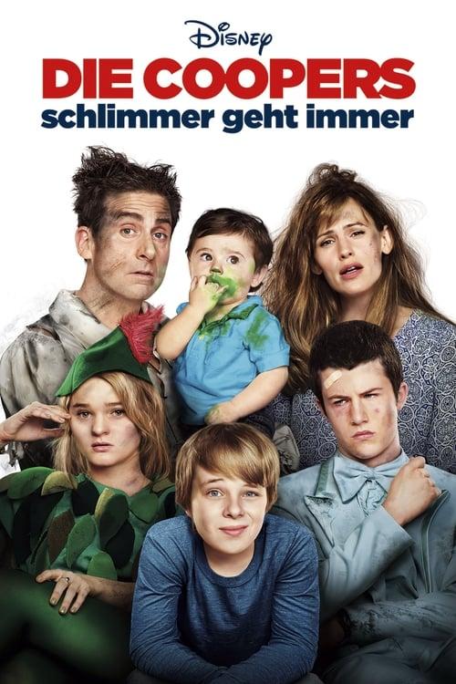 Die Coopers - Schlimmer geht immer - Familie / 2015 / ab 0 Jahre