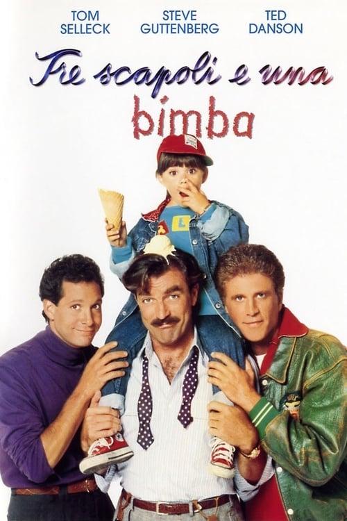 Tre scapoli e una bimba (1990)