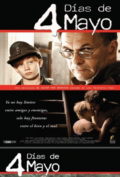 Mira La Película 4 días de Mayo Gratis
