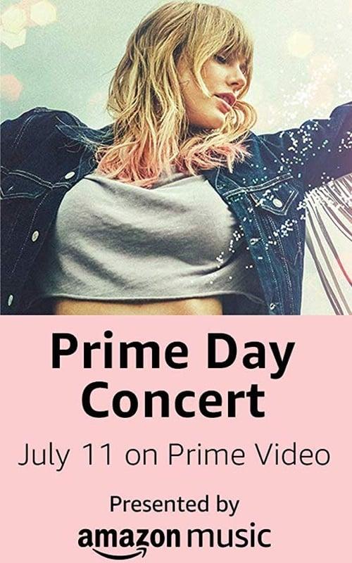 Film Prime Day Concert 2019 En Ligne