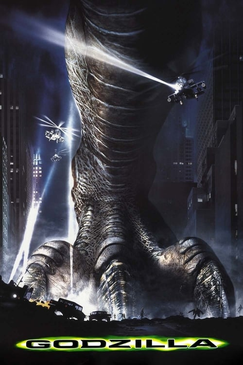 Watch Godzilla (1998) Best Quality Movie