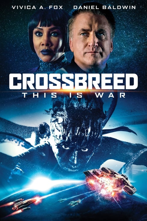 Poster. Crossbreed (2019)