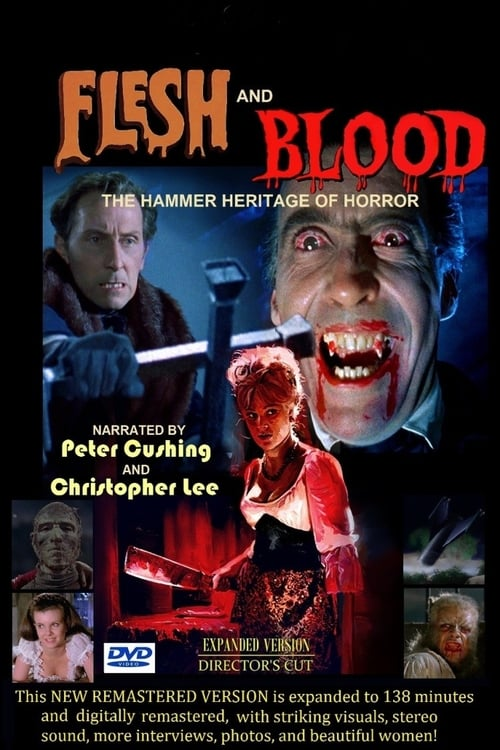 [Ganzer] Flesh and Blood: The Hammer Heritage of Horror