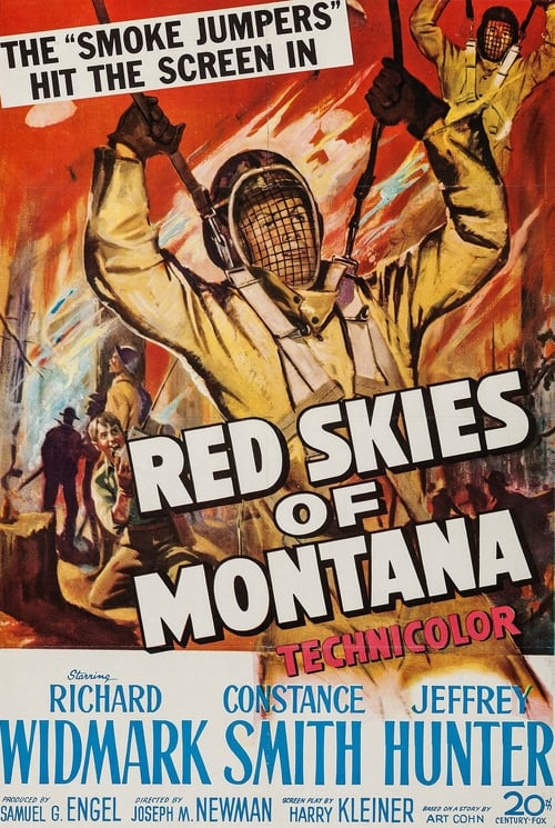 شاهد Red Skies of Montana مجانًا باللغة العربية