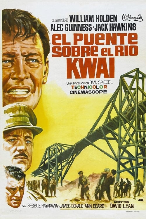The Bridge on the River Kwai Peliculas gratis