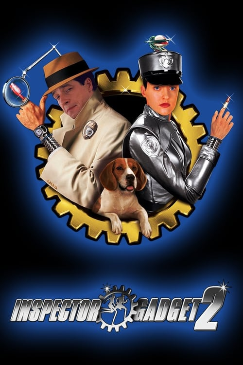 Largescale poster for Inspector Gadget 2