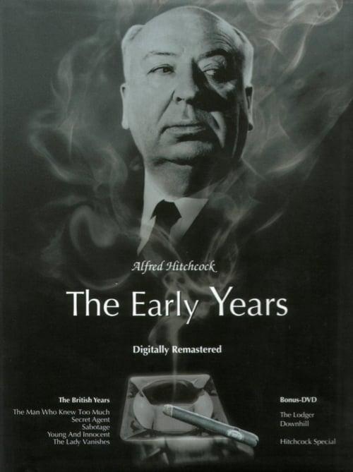 Mira La Película Hitchcock: The Early Years En Español En Línea