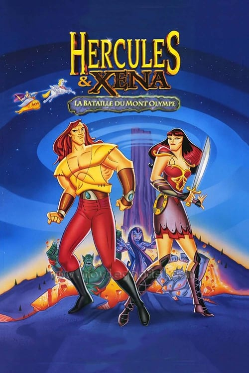 Hercule et Xena : La bataille du mont Olympe