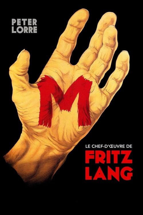 [VF] M le maudit (1931) streaming fr