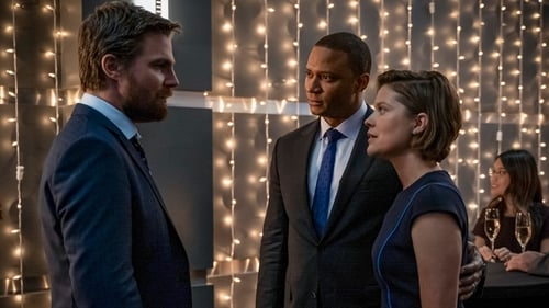 arrow - Season 8 - Episode 6: Reset