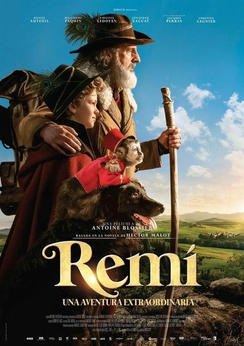 Película Remi: una vida extraordinaria En Español En Línea