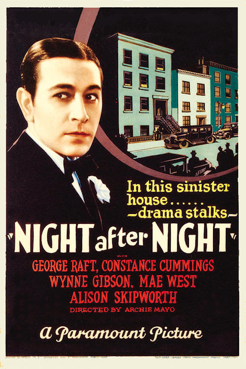 Watch Night After Night Doblado En Español