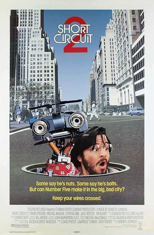 Download Short Circuit 2 (1988) Best Quality Movie