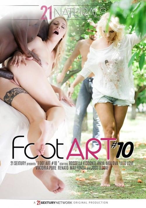 Foot Art 10