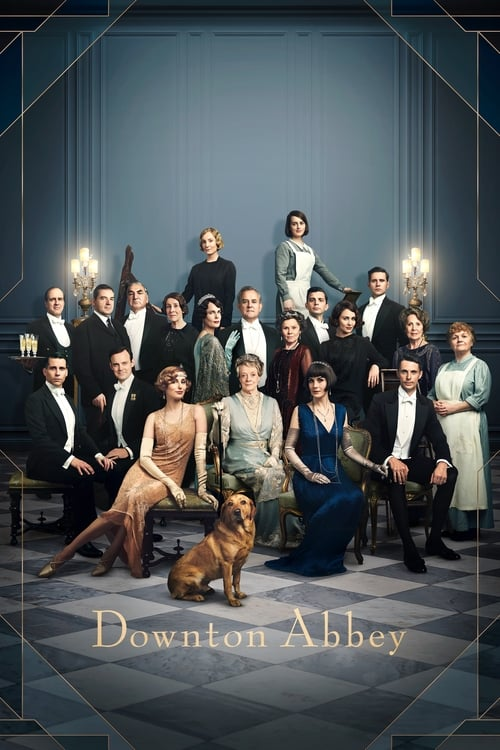 Largescale poster for Downton Abbey