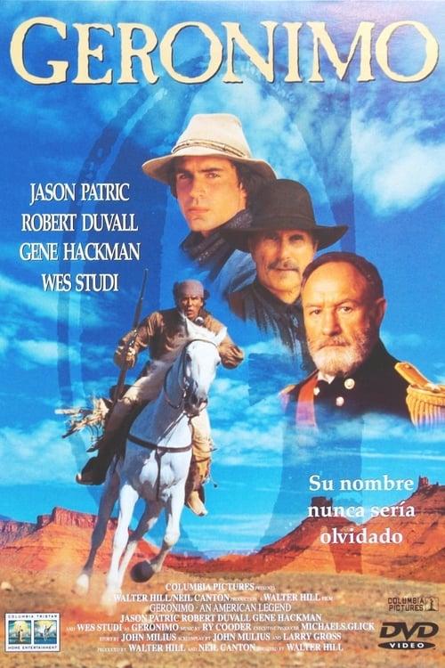 Película Geronimo, una leyenda En Línea
