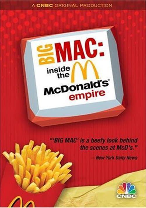 Big Mac: Inside the McDonald's Empire poster