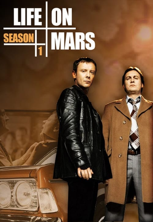 Life on Mars Poster