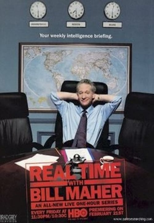 Real Time with Bill Maher: Season 1