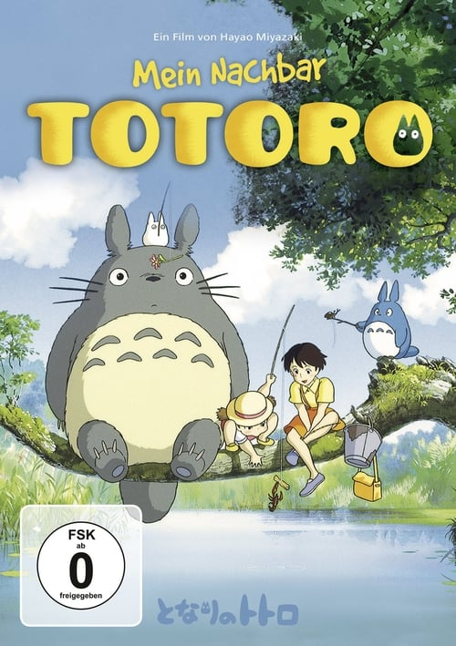 Mein Nachbar Totoro - Poster