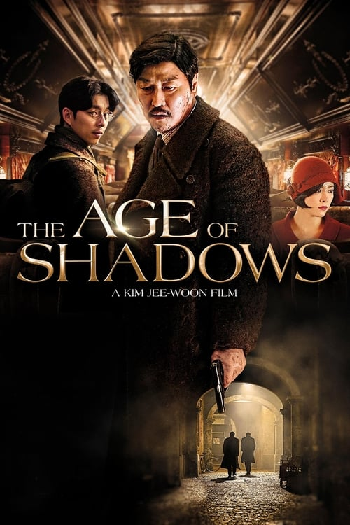 Download The Age of Shadows (2016) Full Movie