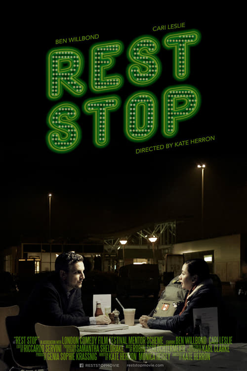 Rest Stop (2014) Poster