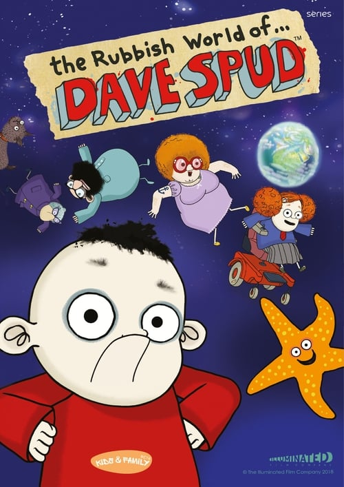 The Rubbish World of Dave Spud (2019)