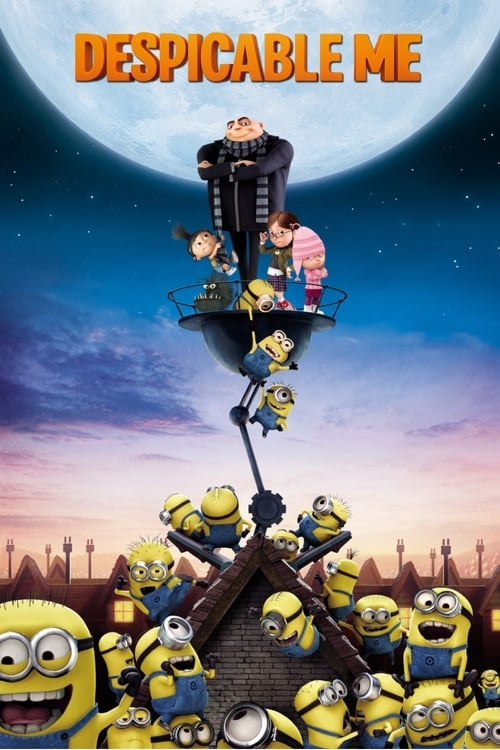 Watch Despicable Me (2010) Full Movie