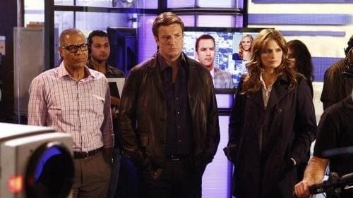 castle - Season 5 - Episode 2: Cloudy With a Chance of Murder