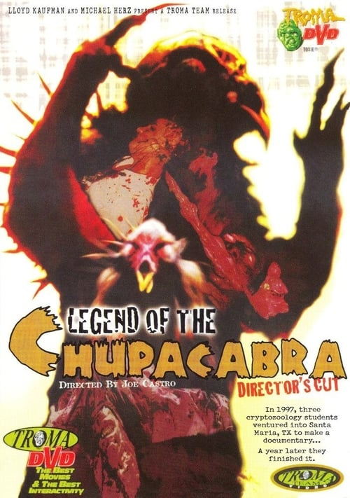 Legend of  the Chupacabra poster