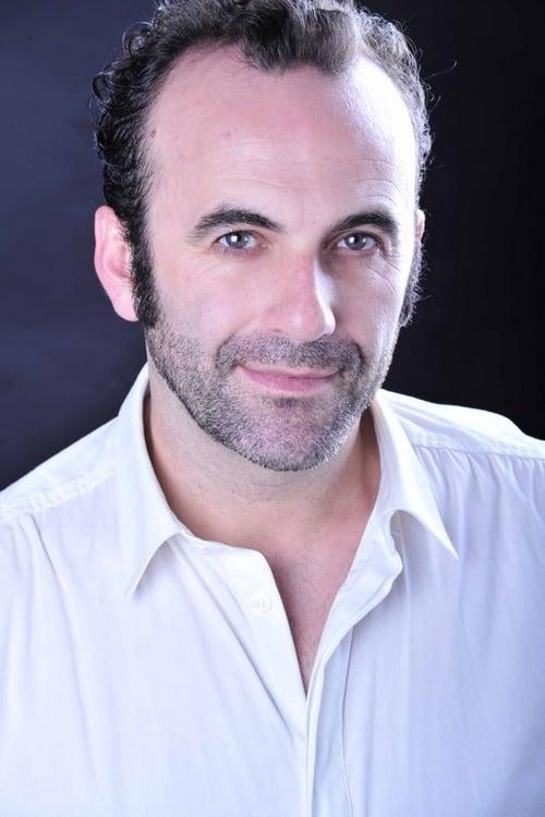 Kép: Antonio Reyes színész profilképe