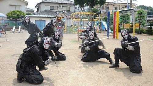 Super Sentai: Shuriken Sentai Ninninger – Épisode Mad Dash! Kibaoni Ninja Army