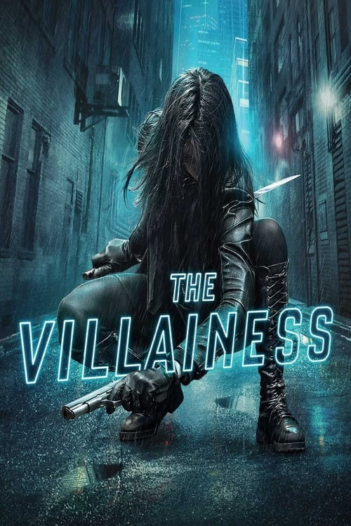 The Villainess - Poster