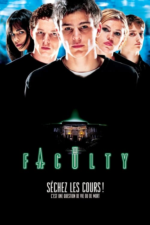 ▲ The Faculty (1998) •