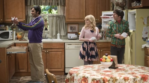 The Big Bang Theory - Season 8 - Episode 18: The Leftover Thermalization