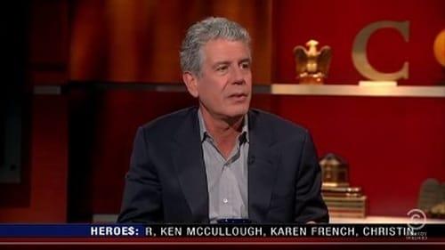 The Colbert Report: Season 7 – Episod Anthony Bourdain