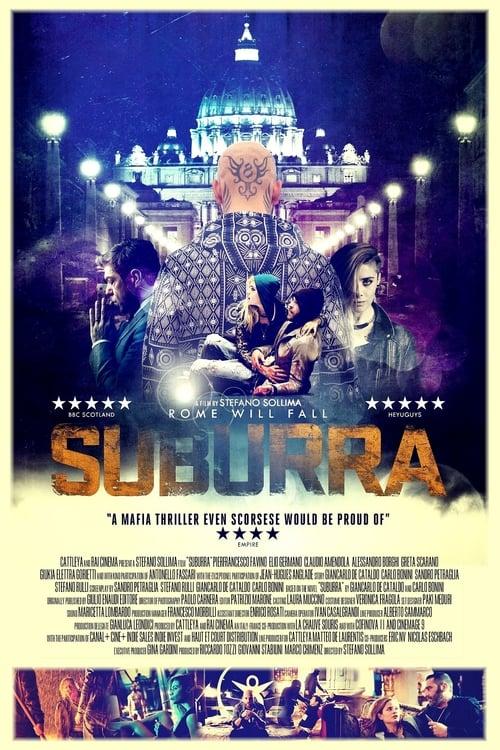Suburra (2015) Poster