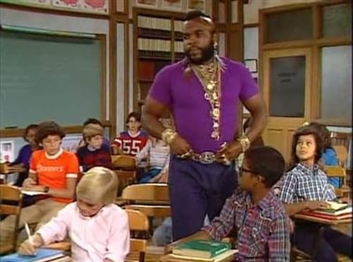 Silver Spoons 1982 Netflix: Season 1 – Episode Me & Mr. T