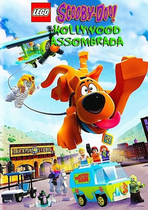 Filme Lego Scooby-Doo! Hollywood Assombrada Em Boa Qualidade Hd 720p