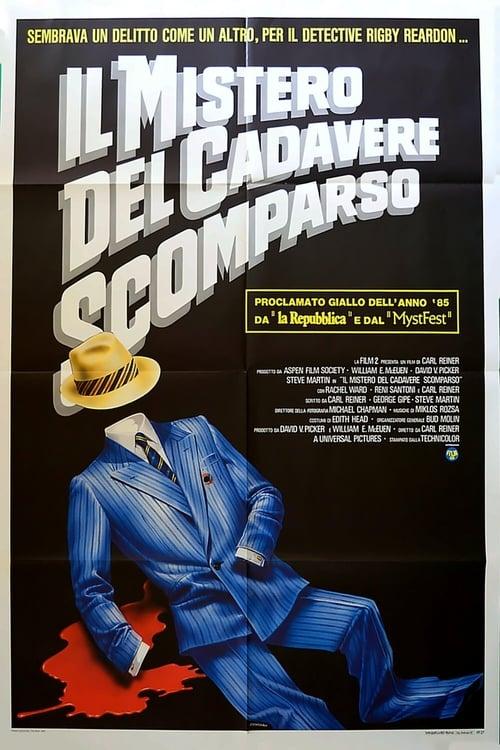 Il mistero del cadavere scomparso (1982)