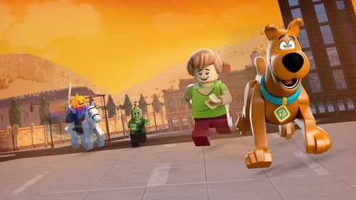 Lego Scooby Doo Hollywood Embrujada (2016)