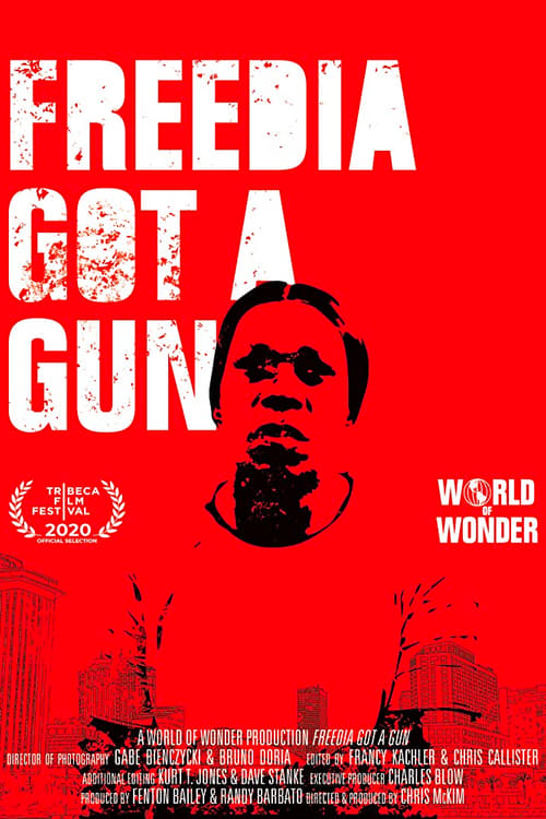 Freedia Got a Gun with maximum speed