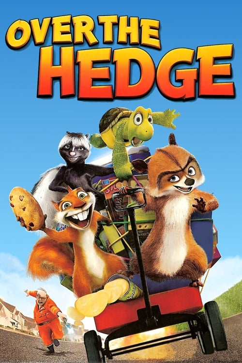 Over the Hedge film en streaming