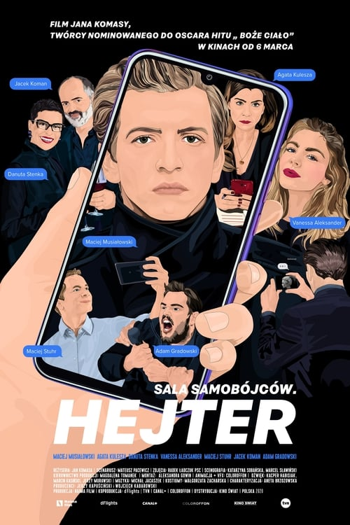 The Hater - Poster