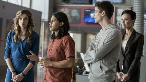 The Flash - Season 3 - Episode 10: Borrowing Problems From The Future