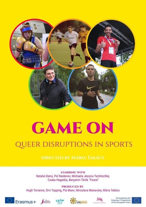 Game On: Queer Disruptions in Sport