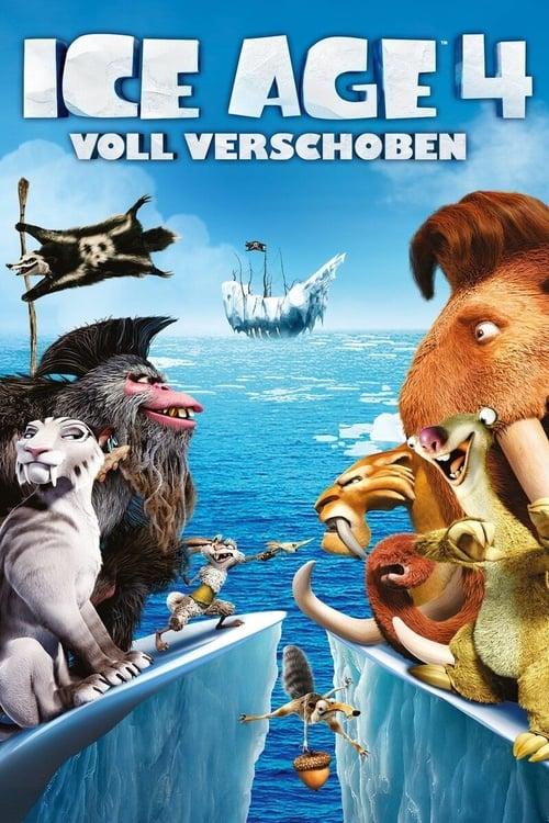 Ice Age 4 - Voll verschoben - Animation / 2012 / ab 0 Jahre