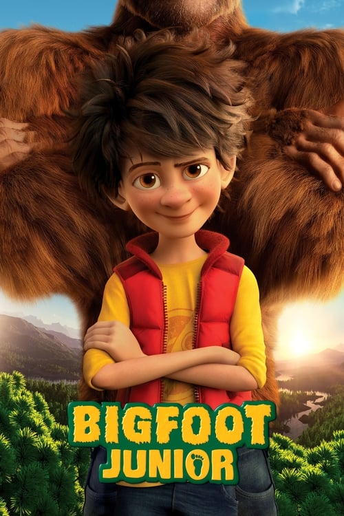 Regarder  ↑ Bigfoot Junior Film en Streaming HD