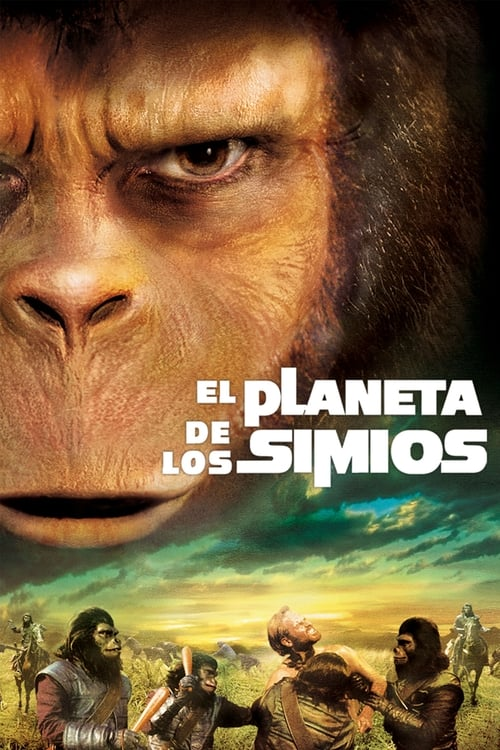 Mira La Película El planeta de los simios Doblada Por Completo