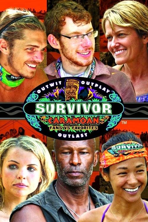 Survivor: Caramoan - Fans vs. Favorites
